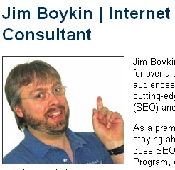 Jim Boykin - We Build Pages