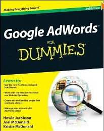 Review of AdWords for Dummies by Howie Jacobson