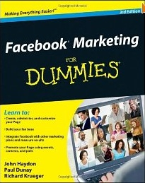 Review of Facebook Marketing for Dummies 2012